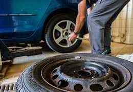Summer tire change 2021