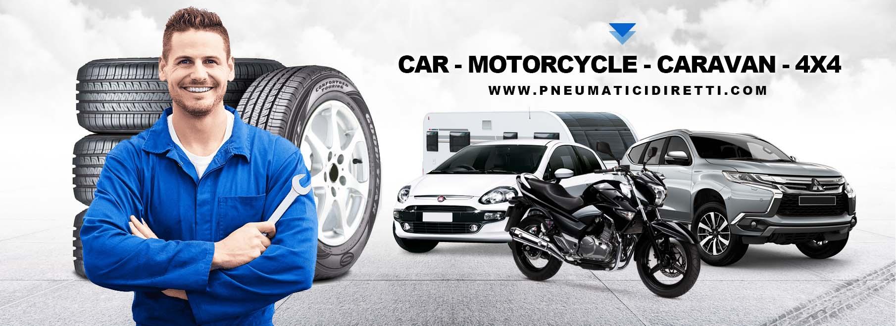 pneumaticidiretti.com -  tire sales online